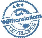 I Use WP-Translations Community for my i18n