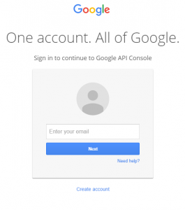 Google Account Login