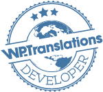 I Use WP-Translations Community for my i18n